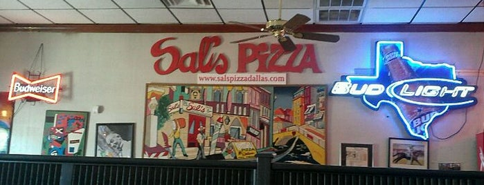 Sals Pizza is one of Orte, die Brian gefallen.