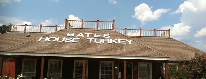 Bates House of Turkey is one of Road Trip!.