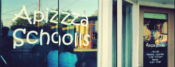 Apizza Scholls is one of Portland, OR.
