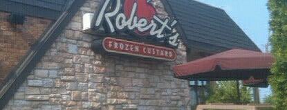 Robert's Frozen Custard is one of George'nin Beğendiği Mekanlar.