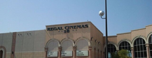 Regal Cielo Vista & RPX is one of My favorites for Movie Theaters.