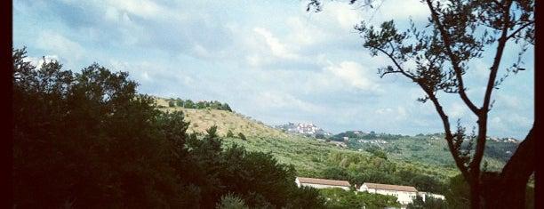 Castelnuovo di Farfa is one of Borghi più belli d'Italia.