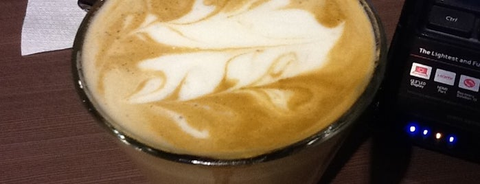 Afters Espresso & Desserts is one of Coffee at the Triangle.
