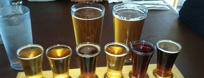 Last Frontier Brewing Company is one of Alaska trip.