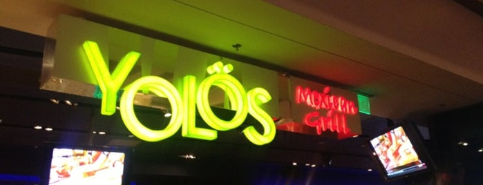 Yolös Mexican Grill is one of Las Vegas Dining.