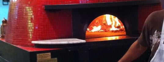 Pupatella Neapolitan Pizza is one of Food Trucks gone Brick n' Mortar.