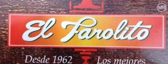 El Farolito is one of D.F..