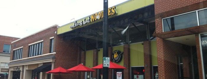 Nothing But Noodles is one of Tempat yang Disukai Brigitte.