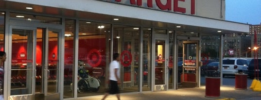 Target is one of 2012 - New York.