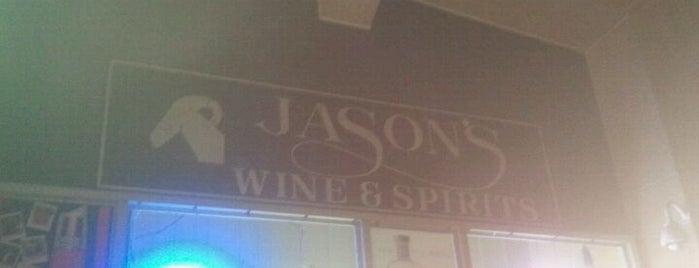Jason's Wine & Spirits is one of DTLA.