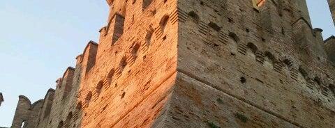 Rocca di Offagna is one of Castelli Italiani.