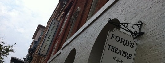 Ford's Theatre is one of Guide to Washington's best spots.