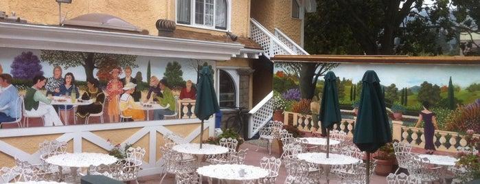 Rose Garden Inn is one of Bay Area.