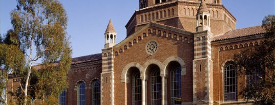 UCLA Powell Library is one of L.A. to do.