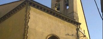Basilica di Santa Maria del Santo Spirito is one of 101 posti da vedere a Firenze prima di morire.