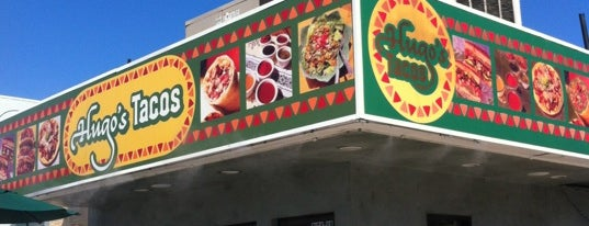 Hugo's Tacos is one of LA.