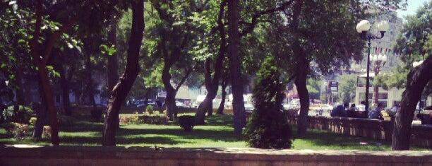 Nərimanov Parkı is one of Bakü.