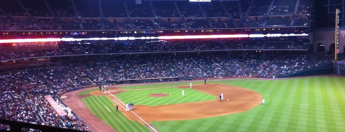 Minute Maid Park is one of Great Sport Locations Across United States.