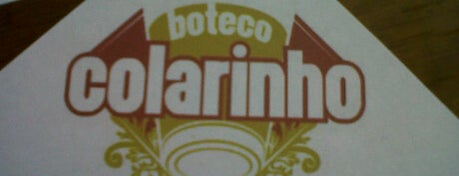 Boteco Colarinho is one of Diversos.