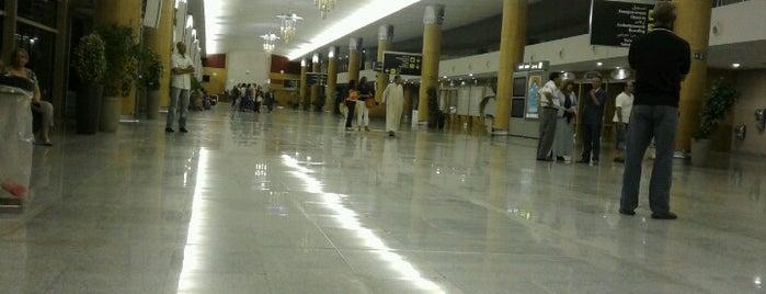 Rabat–Salé Airport (RBA) is one of International Airport Lists (2).