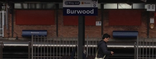Burwood Station is one of Sydney Train Stations Watchlist.