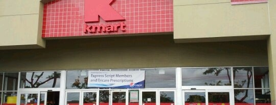 Kmart is one of Guide to Waipahu's best spots.