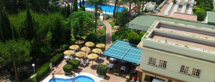 Hotel & Apartamentos ROC El Pinar is one of สถานที่ที่บันทึกไว้ของ Francisco José.