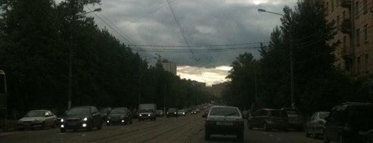 Улица Вавилова is one of Locais curtidos por Ignat.