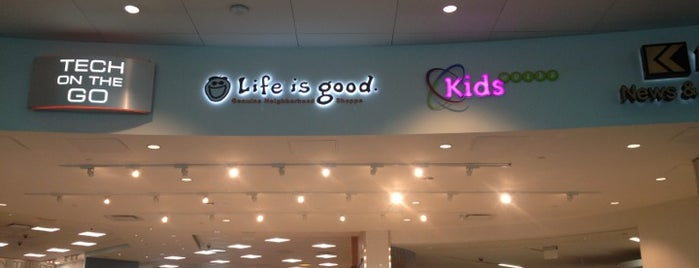 Kidsworks is one of MCO Shopping/Dining.