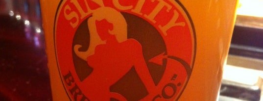 Sin City Brewing Co. is one of breweries.