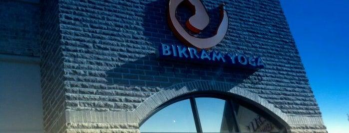 Bikram Yoga Of Richmond is one of RVA Yoga Studios.