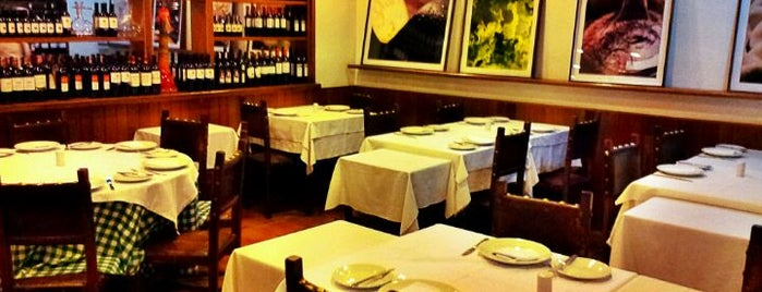 Cantina Gigio is one of Restaurantes SP.
