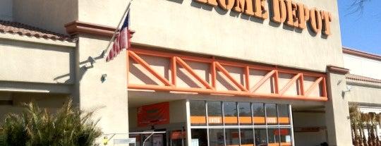 The Home Depot is one of Orte, die Brian gefallen.