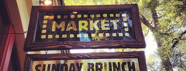 Market is one of Napa Valley Favorites.