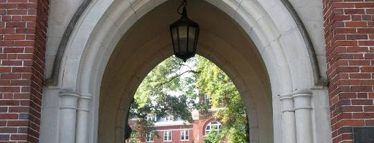 Agnes Scott College is one of The Atlanta I Know and Love, By an Atlanta Native.