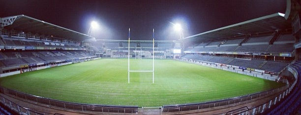 Stade Marcel Michelin is one of Part 1~International Sporting Venues....