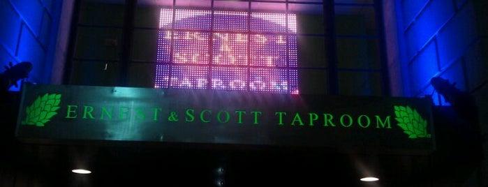 Ernest & Scott Taproom is one of nila & I adventures.