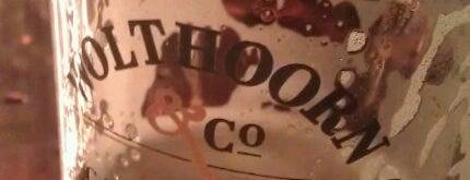 Café Wolthoorn & Co. is one of Misset Horeca Café Top 100 2013.