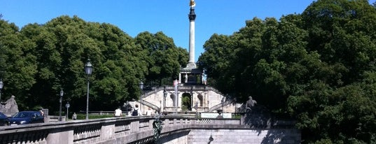 Friedensengel is one of All the great places in Munich.
