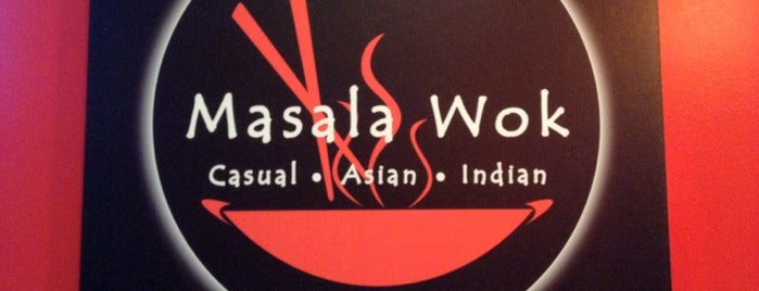 Masala Wok is one of Indian Food ATX.