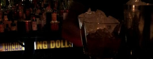 Callooh Callay is one of Drinks Intl - World's 50 Best Bars.
