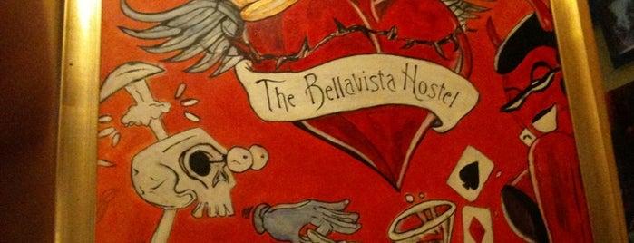 Bellavista Hostel is one of City Hero.