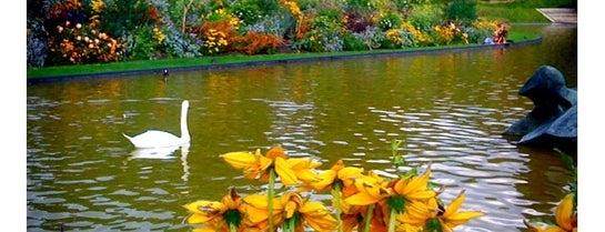 Parc Floral de Paris is one of Kristen's Paris.