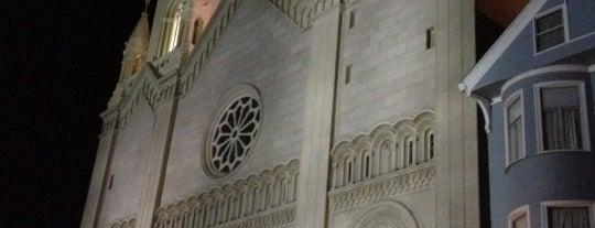 Église Saint-Pierre-et-Saint-Paul is one of Lidia's Italy in America.
