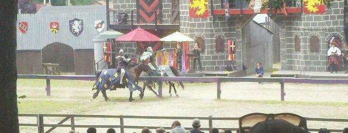 New York Renaissance Faire is one of Parks & Recreation.