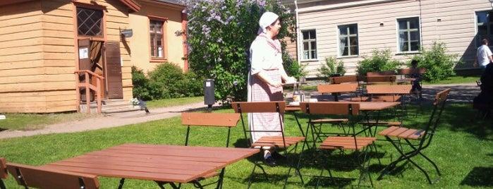 Kuopion korttelimuseo is one of Достопримечательности Финляндии.