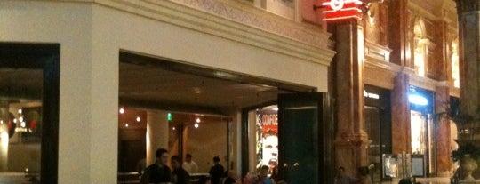 Spago Las Vegas is one of Eating Las Vegas: 50 Essential Restaurants 2013.
