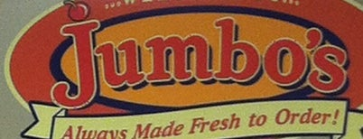Jumbo's is one of To do.