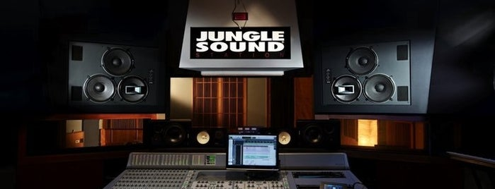 Jungle Sound Station is one of Svago & Divertimenti.