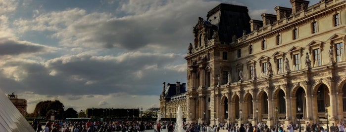 Musée du Louvre is one of Best of World Edition part 1.